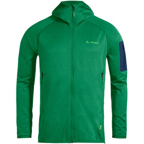 VAUDE Back Bowl II Fleece Jacket Men, trefoil green